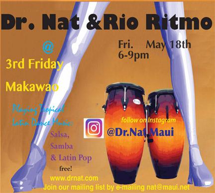 3rd Friday Makawao